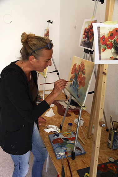 Malkurse für Ölmalerei
