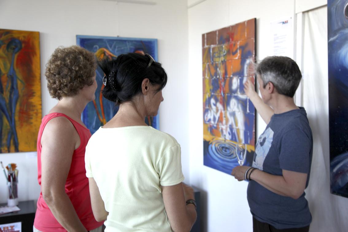 Kunstraum, Galerie
