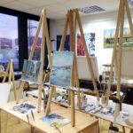 Artex-Studio, Atelier Raum