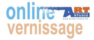 Online Vernissage anzeige